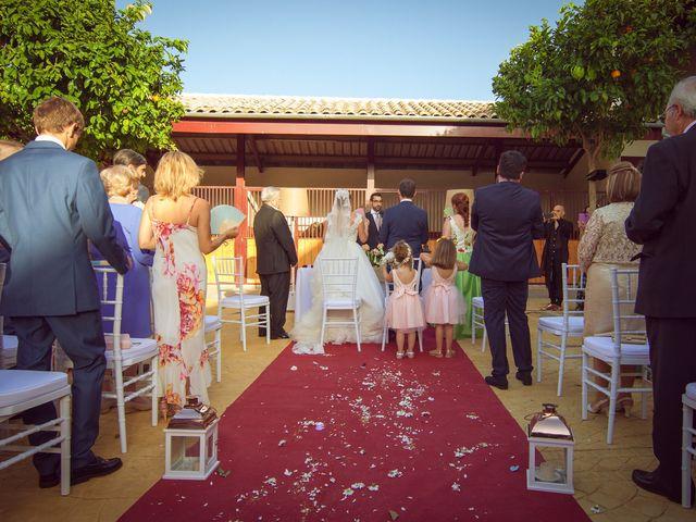 La boda de Mayka y Pablo  en Lucena, Córdoba 53