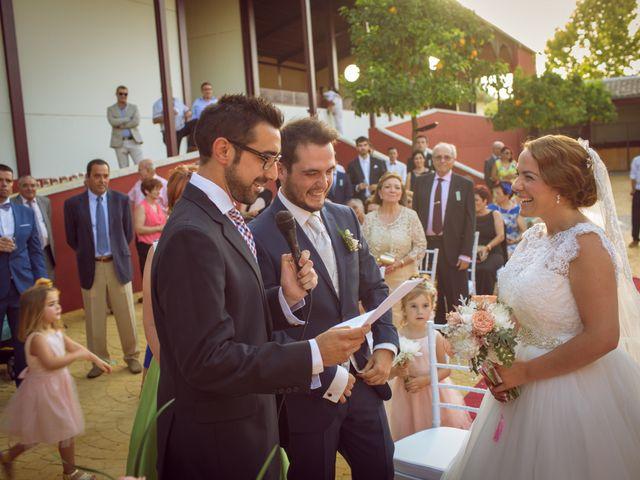 La boda de Mayka y Pablo  en Lucena, Córdoba 57