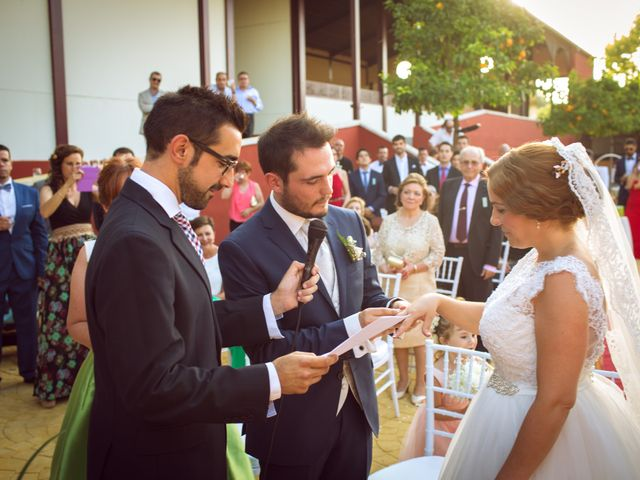 La boda de Mayka y Pablo  en Lucena, Córdoba 58