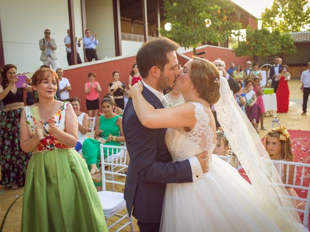 La boda de Mayka y Pablo  en Lucena, Córdoba 62
