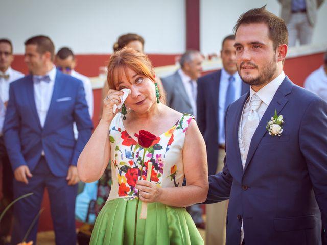La boda de Mayka y Pablo  en Lucena, Córdoba 64