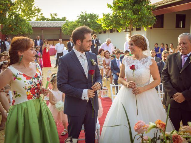 La boda de Mayka y Pablo  en Lucena, Córdoba 68