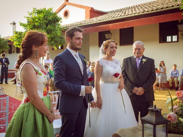La boda de Mayka y Pablo  en Lucena, Córdoba 69