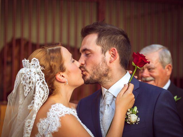 La boda de Mayka y Pablo  en Lucena, Córdoba 74