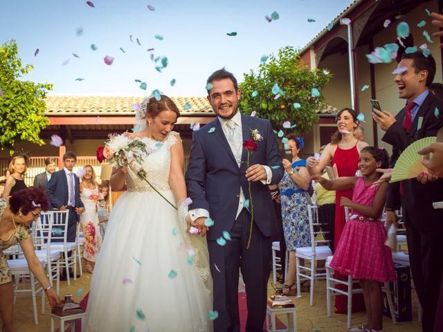 La boda de Mayka y Pablo  en Lucena, Córdoba 75