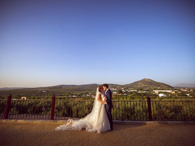 La boda de Mayka y Pablo  en Lucena, Córdoba 77