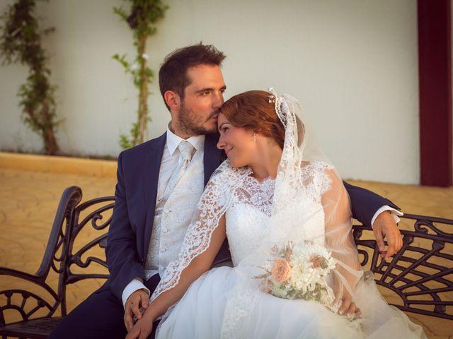 La boda de Mayka y Pablo  en Lucena, Córdoba 78