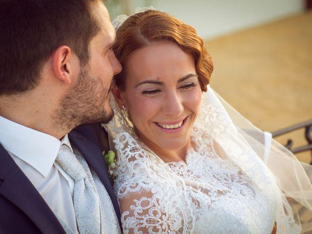 La boda de Mayka y Pablo  en Lucena, Córdoba 79