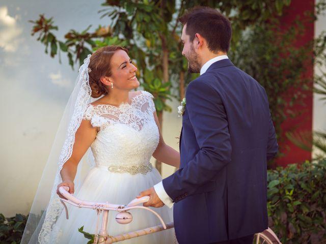 La boda de Mayka y Pablo  en Lucena, Córdoba 81