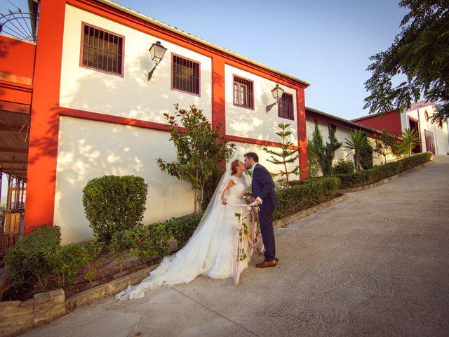 La boda de Mayka y Pablo  en Lucena, Córdoba 82