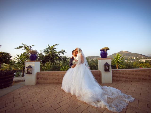 La boda de Mayka y Pablo  en Lucena, Córdoba 83