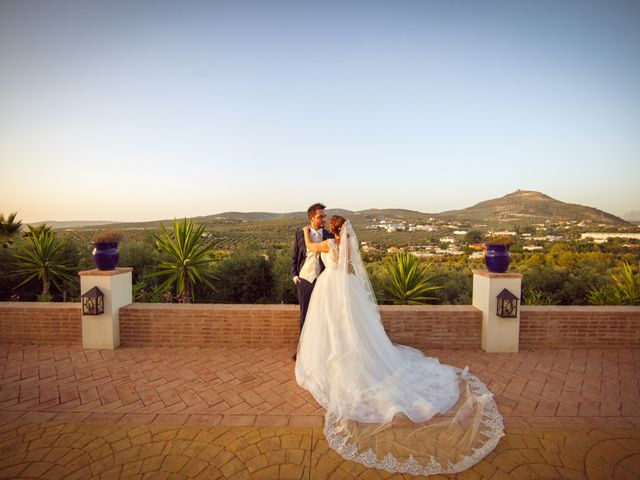 La boda de Mayka y Pablo  en Lucena, Córdoba 84