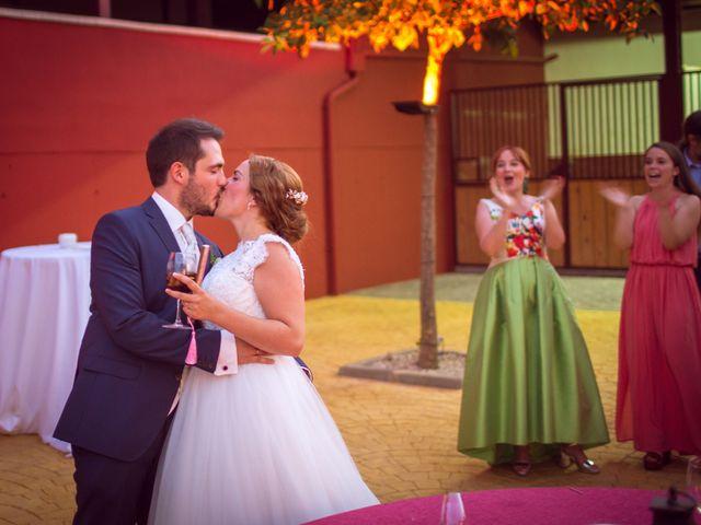 La boda de Mayka y Pablo  en Lucena, Córdoba 91