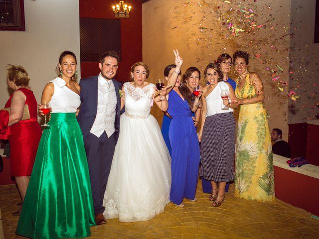 La boda de Mayka y Pablo  en Lucena, Córdoba 92