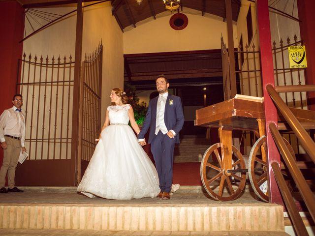 La boda de Mayka y Pablo  en Lucena, Córdoba 95