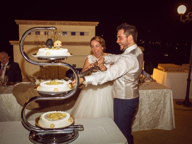 La boda de Mayka y Pablo  en Lucena, Córdoba 101