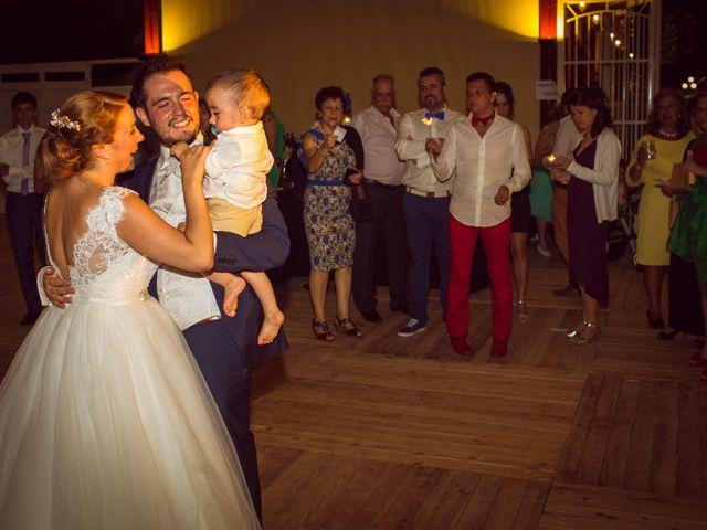 La boda de Mayka y Pablo  en Lucena, Córdoba 107