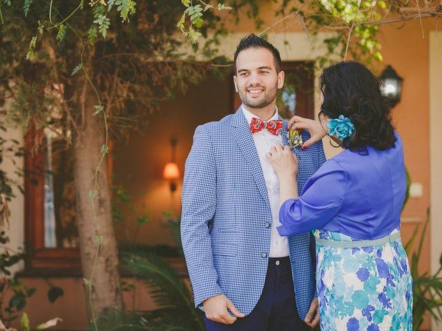 La boda de Alberto y Cristina en Cartagena, Murcia 24