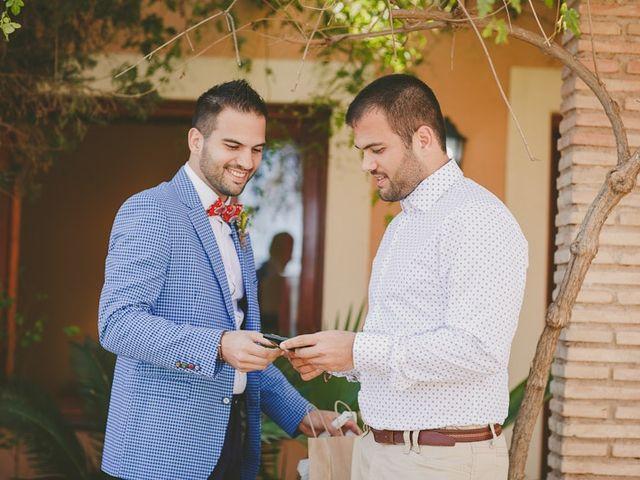 La boda de Alberto y Cristina en Cartagena, Murcia 27