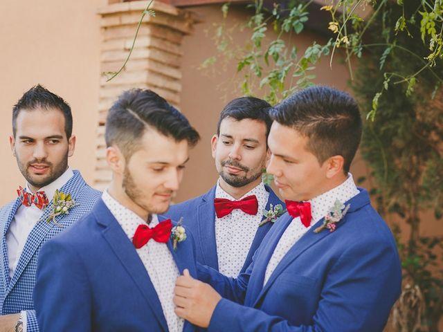 La boda de Alberto y Cristina en Cartagena, Murcia 28