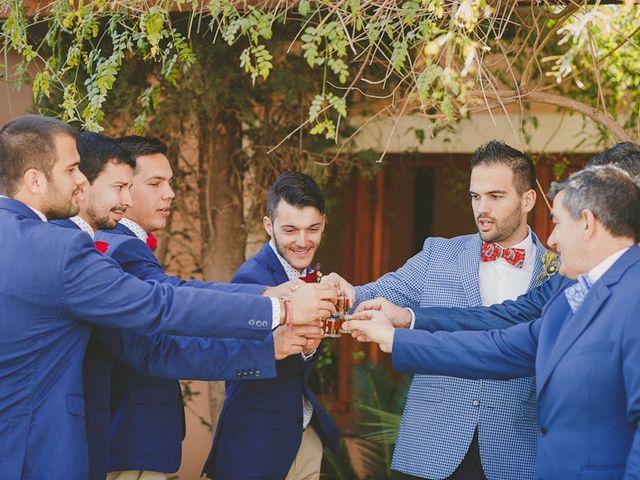 La boda de Alberto y Cristina en Cartagena, Murcia 31