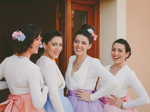 La boda de Alberto y Cristina en Cartagena, Murcia 38