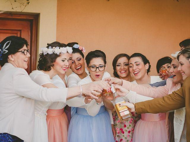 La boda de Alberto y Cristina en Cartagena, Murcia 42