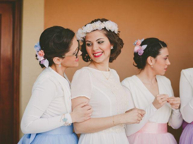 La boda de Alberto y Cristina en Cartagena, Murcia 44