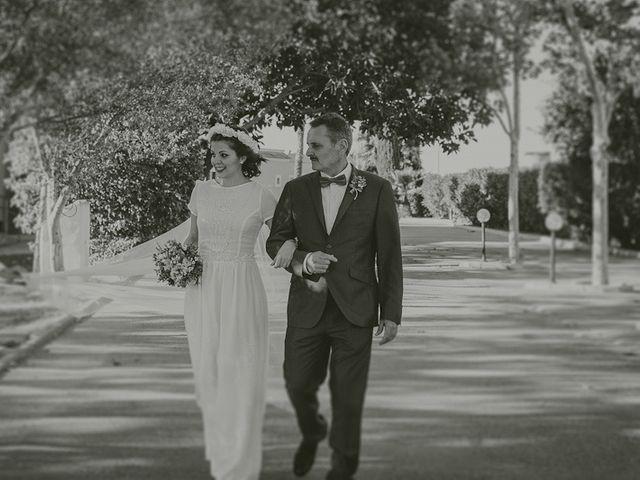La boda de Alberto y Cristina en Cartagena, Murcia 54