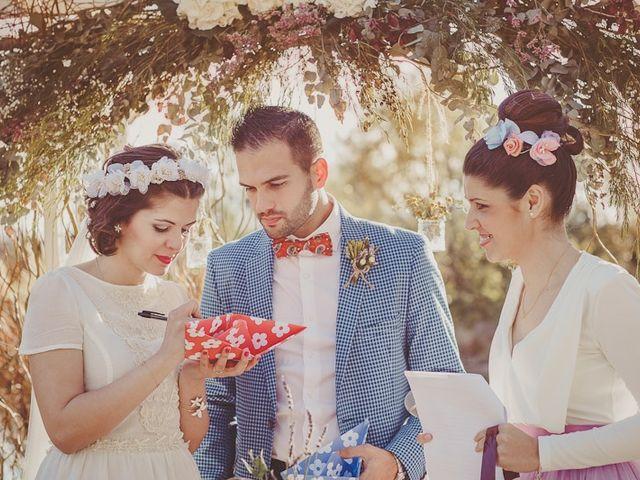 La boda de Alberto y Cristina en Cartagena, Murcia 62