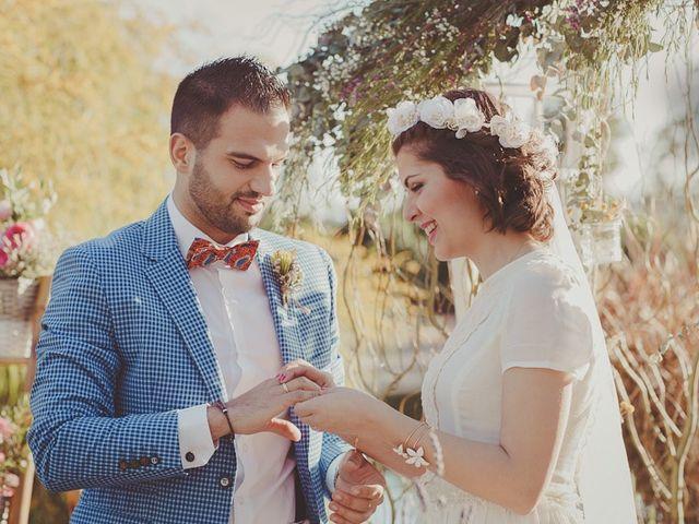 La boda de Alberto y Cristina en Cartagena, Murcia 72