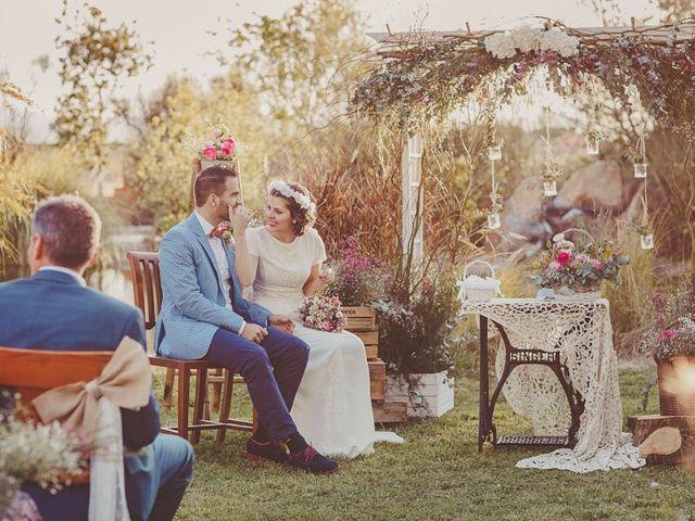La boda de Alberto y Cristina en Cartagena, Murcia 77