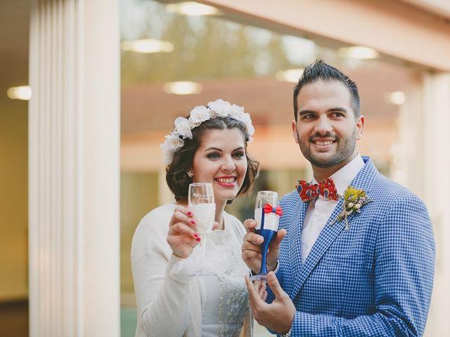 La boda de Alberto y Cristina en Cartagena, Murcia 114
