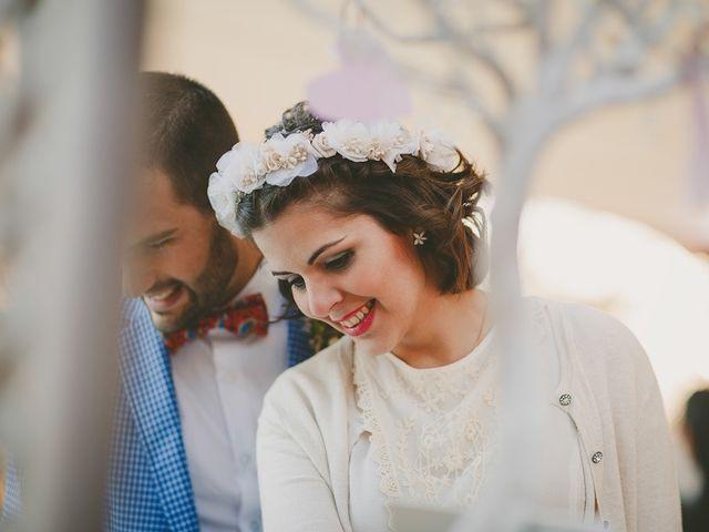 La boda de Alberto y Cristina en Cartagena, Murcia 115