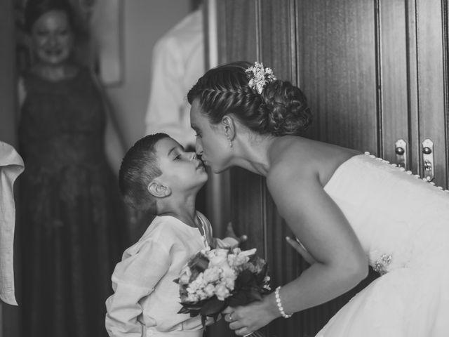 La boda de Antonio y Sandra en La Bañeza, León 15