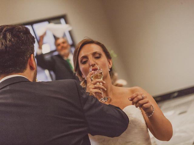 La boda de Antonio y Sandra en La Bañeza, León 42