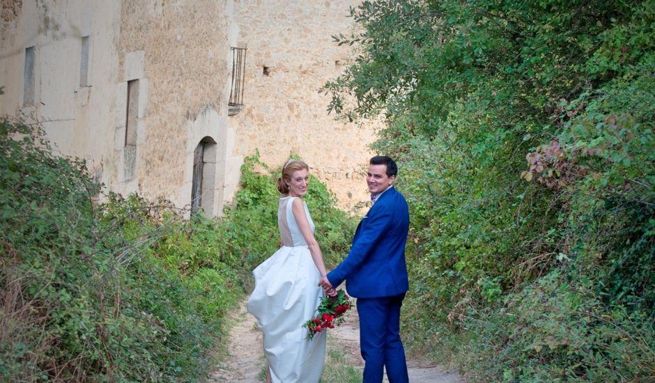 La boda de Marcos y Sheila en Oña, Burgos