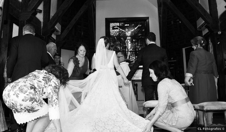 La boda de David y Nuria en Illescas, Toledo