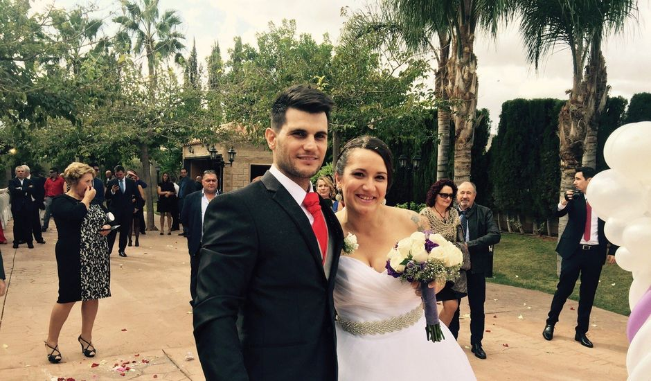 La boda de Ivan y Paqui en Rioja, Almería