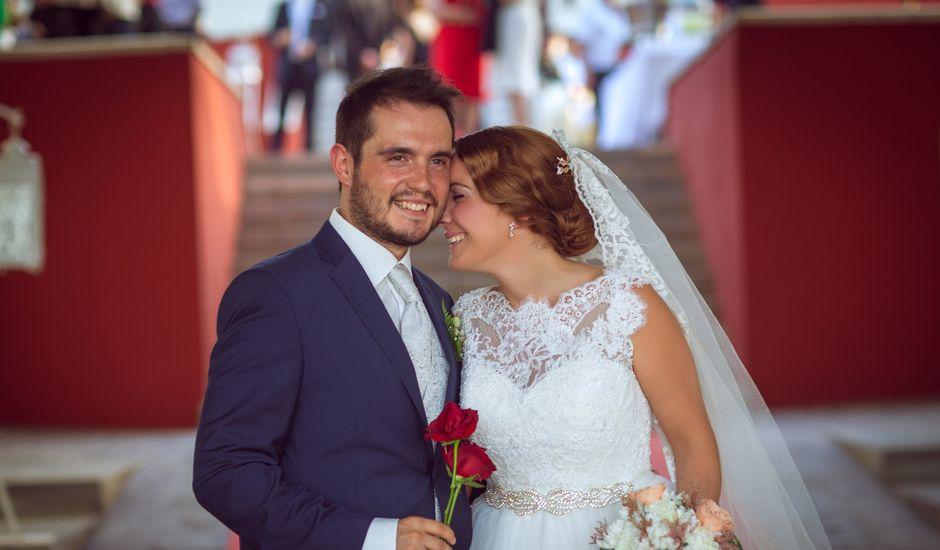 La boda de Mayka y Pablo  en Lucena, Córdoba