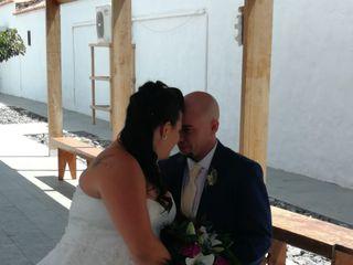 La boda de Debora   y Iriome