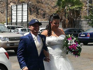 La boda de Debora   y Iriome   2
