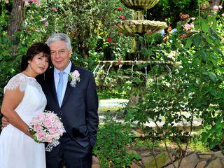 La boda de Jenny y Josep 1