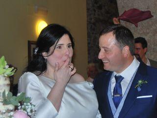 La boda de Juliana y Marcos