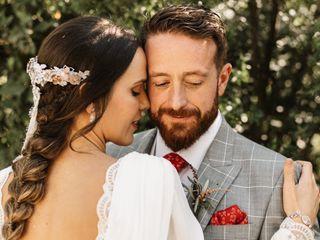 La boda de Lorena y Paco