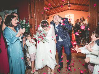 La boda de Isaac y María José