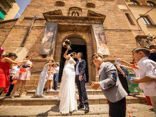 La boda de Estefania y Luis 1