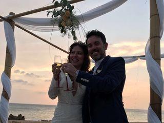 La boda de Paula y Jesus