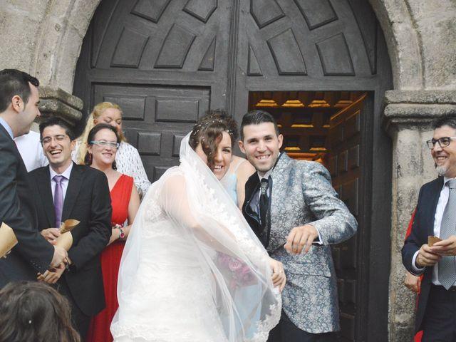La boda de Juan José   y Maria isabel   en Arenas De San Pedro, Ávila 2