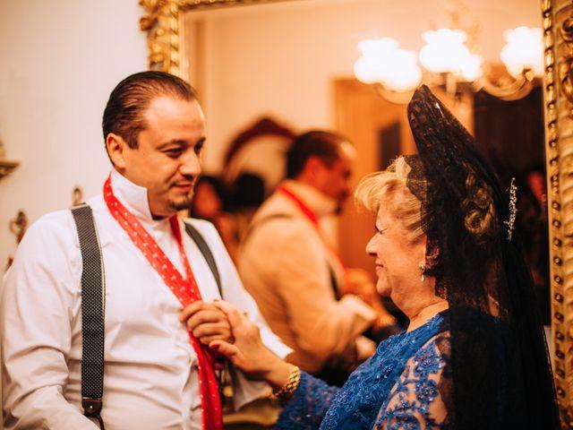 La boda de Rubén y Eugenia en Granada, Granada 4